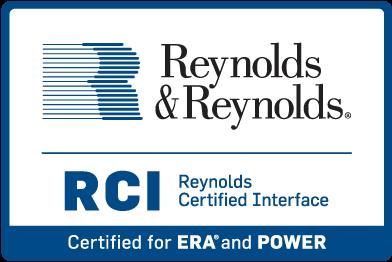 Reynolds & Reynolds RCI Certified ERA POWER