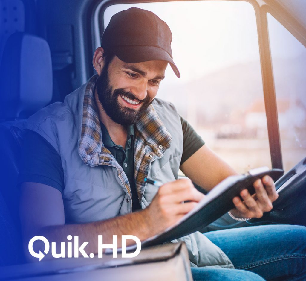 Quik Heavy Duty Truck Inspection